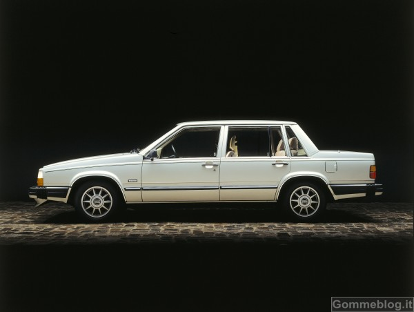 Volvo 760 compie 30 anni - L'automobile che ha salvato Volvo Car Corporation 1