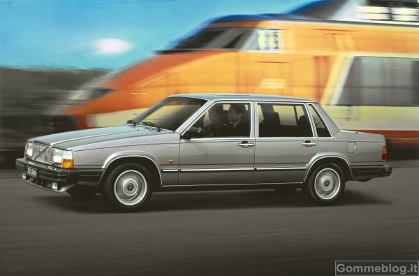 Volvo 760 compie 30 anni - L'automobile che ha salvato Volvo Car Corporation 3