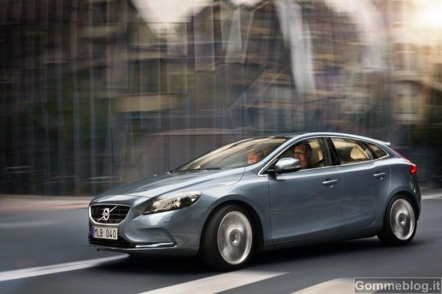 Nuova Volvo V40: Dati, Caratteristiche Video E Foto Ufficiali