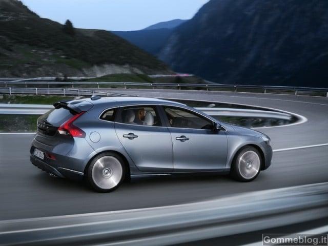 Bridgestone Turanza T001 per Volvo V40