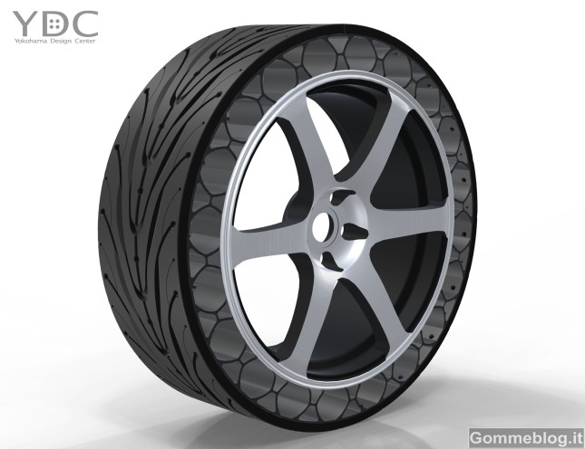 Yokohama: 3 nuovi pneumatici al Salone di Ginevra 2012