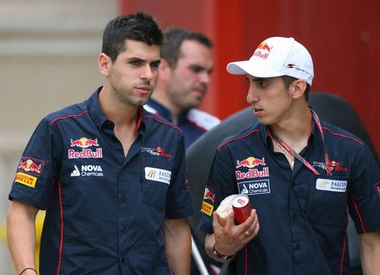 News Formula 1 2012: Alguersuari Scatenato