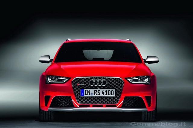 """Audi RS4 Avant: il ritorno della """"Regina"""""""