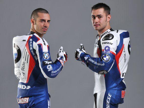 Superbike 2012: la BMW S100RR tra il  NO di Melandri e il SI di Haslam