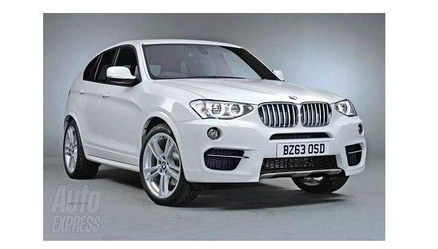 BMW X4 Render: sarà così il nuovo piccolo SUV sportivo bavarese?