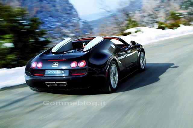 Bugatti Veyron Grand Sport Vitesse: online le prime immagini ufficiali 2