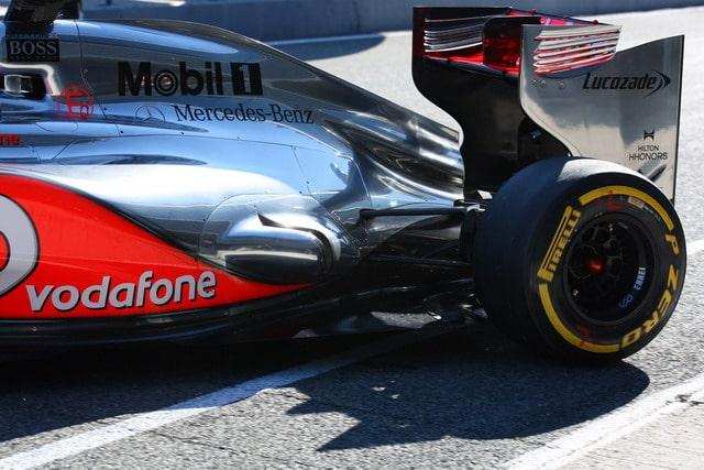 Formula 1 2012: Hamilton, la McLaren è instabile nei curvoni 4
