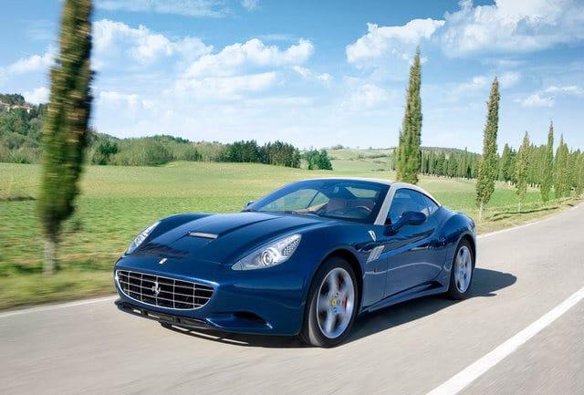 Ferrari California: adesso più potente e più leggera