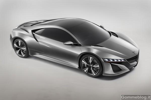 Honda al Salone di Ginevra 2012: Nuovi modelli, Concept e nuovi Motori