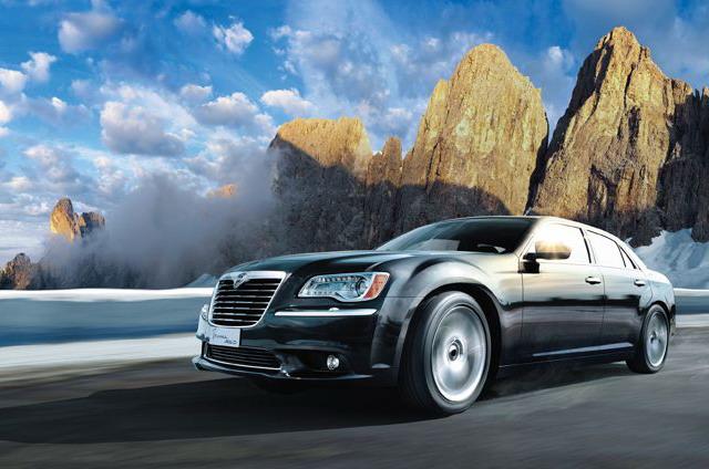 Lancia Thema AWD: la versione Integrale, al Salone di Ginevra 2012