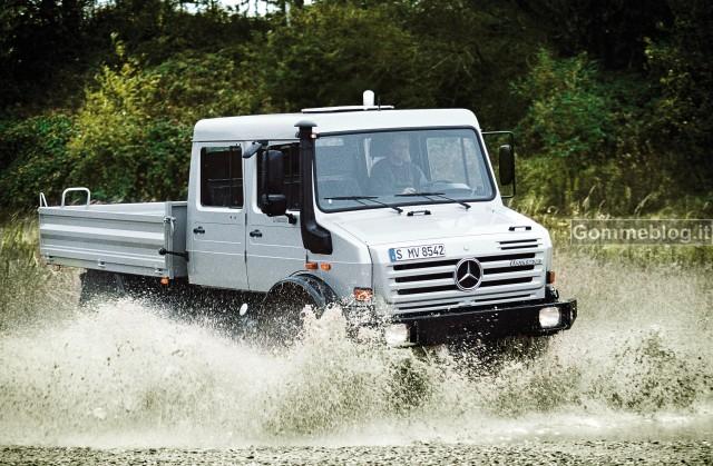 Mercedes-Benz Unimog è il miglio veicolo Off-Road dell'anno 3