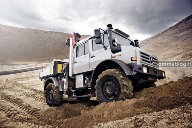Mercedes-Benz Unimog è il miglio veicolo Off-Road dell'anno