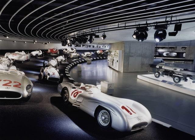 Mercedes: cooperazione tra Daimler AG e il Museo Mille Miglia