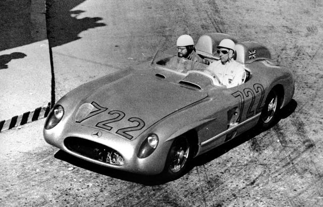 Mercedes: cooperazione tra Daimler AG e il Museo Mille Miglia 3