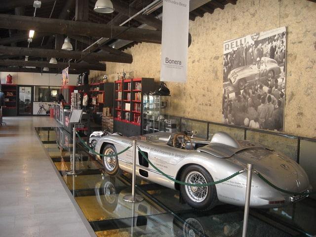 Mercedes: cooperazione tra Daimler AG e il Museo Mille Miglia 2