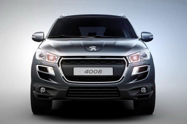 Peugeot al Salone di Ginevra: dalla 208 alla 4008 passando per Hybrid4