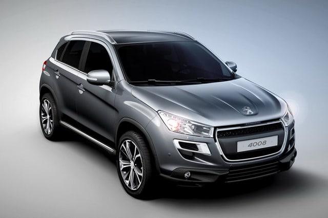 Peugeot 4008: il nuovo Crossover Sportivo svela le sue forme