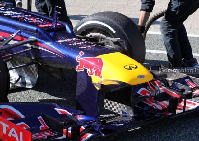 Red Bull RB8 F1: quella presa non convince gli avversari