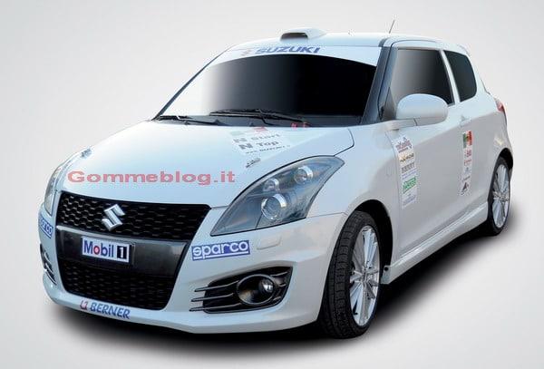 Suzuki Rally Cup 2012: tutti i detagli, prezzi e caratteristiche