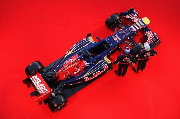 Formula 1 2012: presentata la Toro Rosso STR7 2