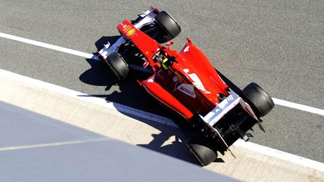 Formula 1 2012: Ferrari, paura di non entrare in Q3 nelle qualificazioni