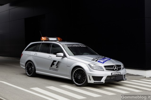 Formula 1: Performance e Tecnica delle Mercedes AMG Safety Car e Medical Car F1 3