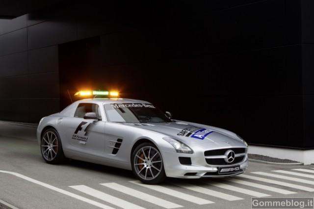 foto ufficiali comprare a buon mercato fornitore ufficiale Formula 1: Performance E Tecnica Delle Mercedes AMG Safety Car E ...
