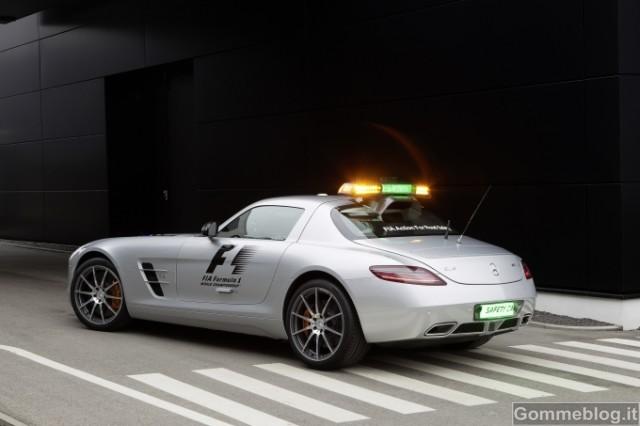 Formula 1: Performance e Tecnica delle Mercedes AMG Safety Car e Medical Car F1 2