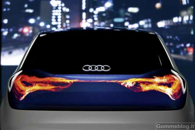 Audi: Tecnologia OLED nei fari auto del futuro 2