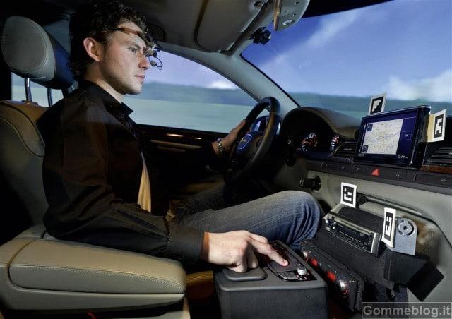 Audi MMI Multitouch: comandare l'auto con le dita
