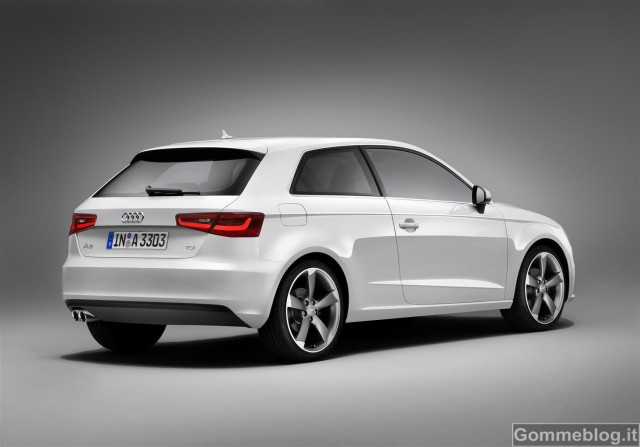 Nuova Audi A3: l'innovazione con stile 13