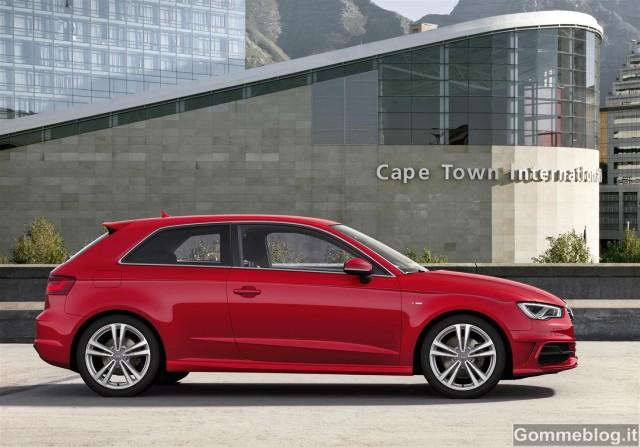 Nuova Audi A3: l'innovazione con stile 5