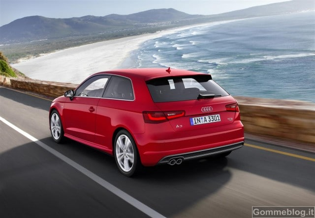 Nuova Audi A3: Porte aperte in tutta la rete Audi il 15 e 16 settembre 2012 2