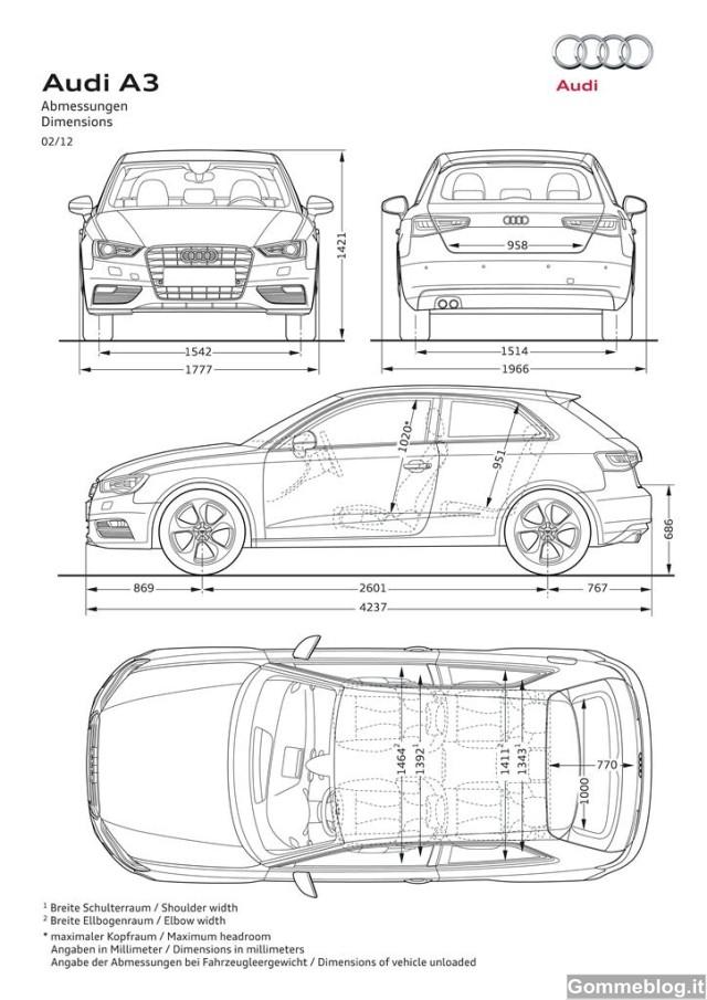 Nuova Audi A3: l'innovazione con stile 10