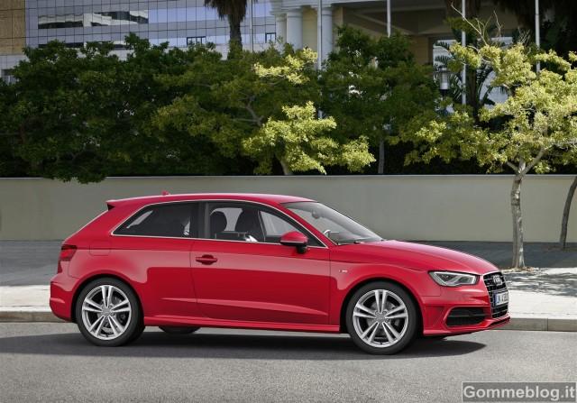 Nuova Audi A3: l'innovazione con stile 9