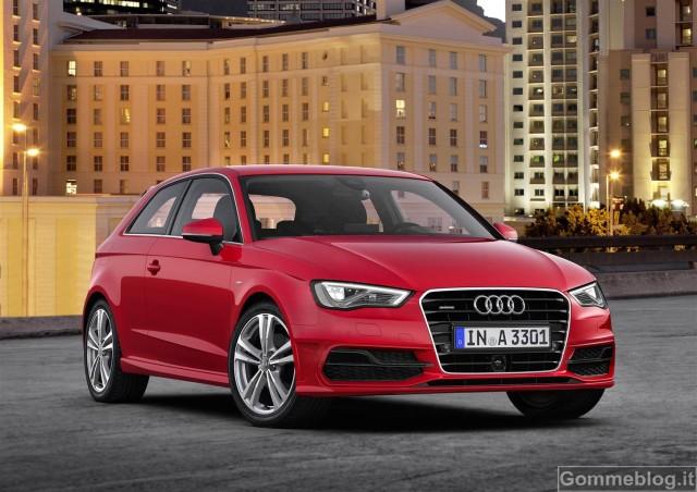 Nuova Audi A3: l'innovazione con stile