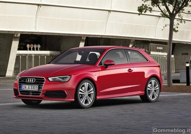 Nuova Audi A3: l'innovazione con stile 3