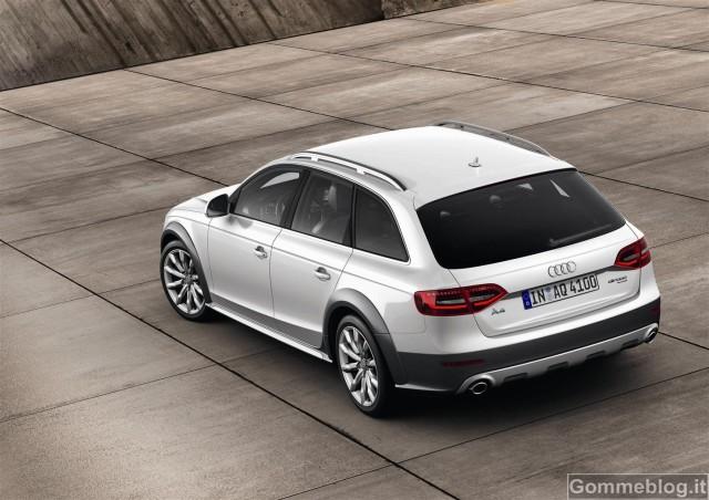 Audi: nuovi motori per A4 allroad e Q5