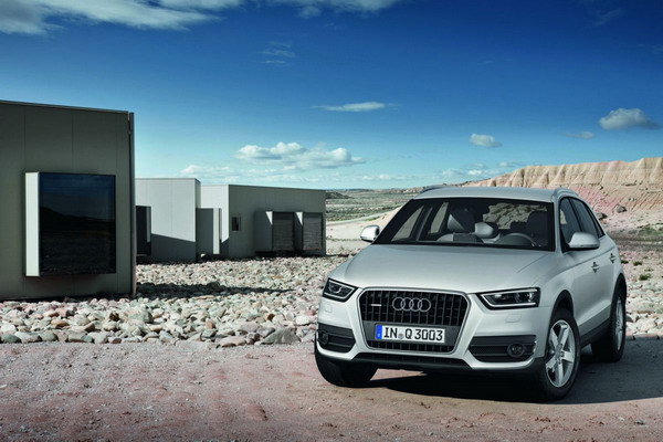 Audi Q3 2.0 TDI 140 CV quattro: nelle concessionarie a 32.880 Euro