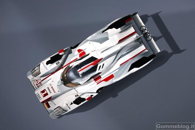 24 Ore di Le Mans 2012: Le gomme Michelin