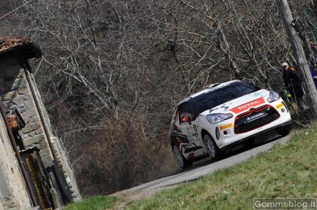 Rally del Ciocco 2012: Debutto con vittoria per la Citroën DS3 R3