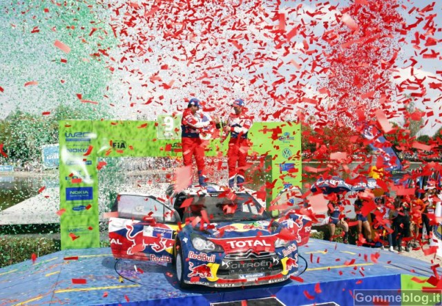 Rally Messico 2012: Michelin, Loeb e Citroen campioni 2
