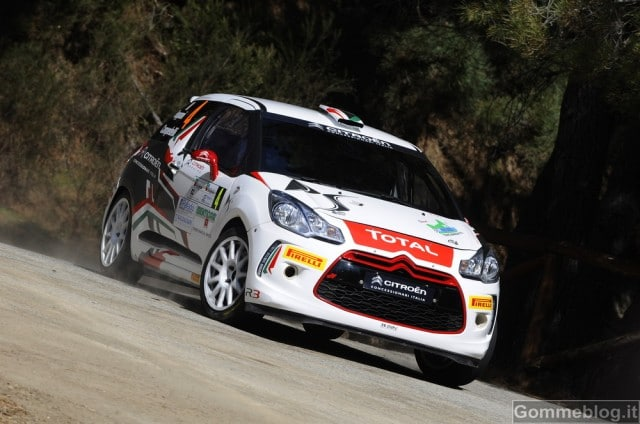 Rally: Citroen pronta per il Campionato Italiano rally 2012