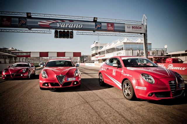 Corsi di Guida Sicura Alfa Romeo: partono i nuovi Corsi di Andrea de Adamich