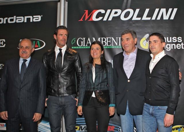 Ciclismo Gran Fondo Eddy Merckx: 10 giugno 2012, Rivalta di Brentino Belluno (VR)