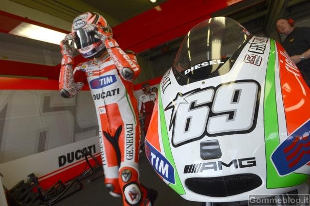 MotoGP 2012: Ducati chiude in bellezza la stagione di test invernali