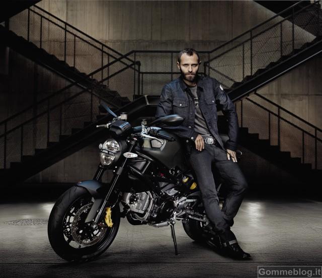 Ducati Diesel: nasce un nuovo stile tra moto e moda Made in Italy 2