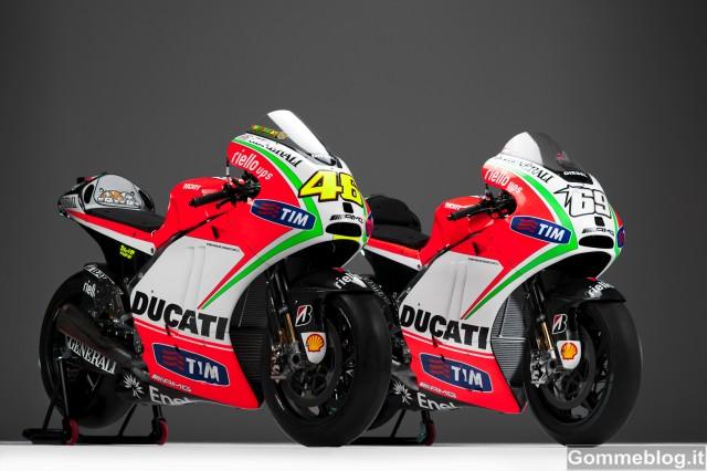 Ducati GP12: la nuova Desmosedici si svela in questo VIDEO Tecnico