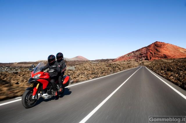Ducati: con Diavel e Multistrada 1200 in regalo i tagliandi e un antifurto satellitare 2
