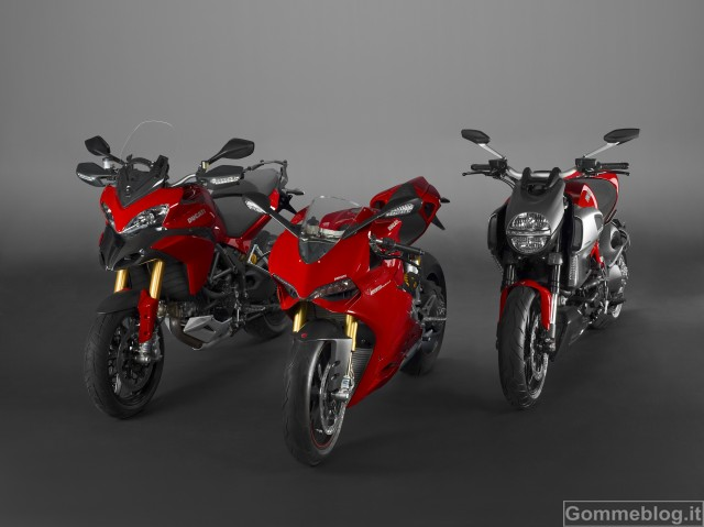 "Ducati: ""Moto dell'anno 2012"" in Germania"